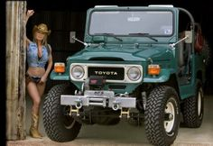 Thank you for giving Sunless Tanz the opportunity to be a part of your shoot. Toyota 4x4, Toyota Trucks, Mobile Spray Tanning, Sexy Cowgirl, Off Road Adventure, Cool Jeeps, Jeep 4x4, Wild West, Land Cruiser