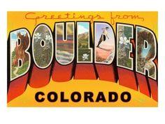 boulder, colorado #sweet