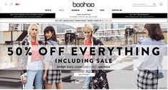 Boohoo: Top online shopping sites for tops, dresses and shoes
