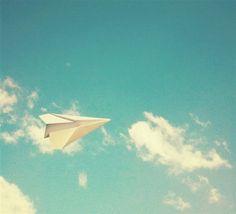 avion de papier