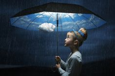 The good weather umbrella by John Wilhelm is a photoholic