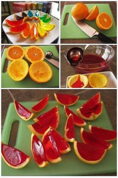 substitute oranges with jello! def want to do this.