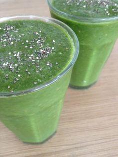 Tijd om je lichaam weer een beetje te reinigen? Detox je lichaam door een week lang elke elke ochtend een groente smoothie als ontbijt te nemen.