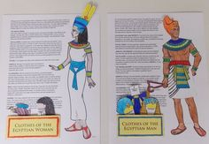 Ancient Egypt Figures 4