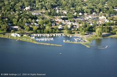A favorite walk thru village and lake trail  Liverpool, NY