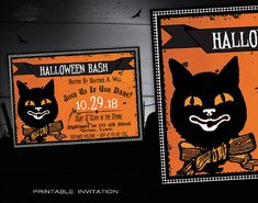 23 best halloween invitations our designs images on pinterest in