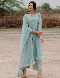 Net CARE: Dry Clean Only Pakistani Outfits, Indian Outfits, Indian Dresses, Indian Attire, Indian Wear, Indian Style, Indian Ethnic, Indian Designer Suits, Desi Wear