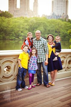 What to Wear {family portraits}: Color!!!!