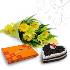 Gift Cake Anniversary Gifts Corporate Online Birthday Type Wedding Cakes Flowers