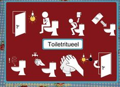 Dagritmekaart Toiletritueel zindelijkheidstraining