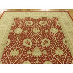 You'll love the Willow Red Area Rug at Wayfair - Great Deals on all Rugs products with Free Shipping on most stuff, even the big stuff.