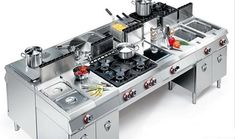 The Proper Layout For Your Cooking Equipment | LeaseQ