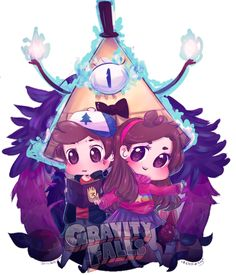 Gravity Falls by a-clash-of-kings on DeviantArt