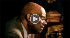 """Video Is From The Documentary """"A Great Might Walk"""" By Black Dot Media Watch Dr. John Henrik Clarke Brilliantly Explain Why Black People Should Never Forget Their History  - a very wise man."""