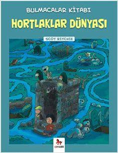 Bulmacalar Kitabi - Hortlaklar Dunyasi: Scot Ritchie: 9786054984091: Amazon.com: Books