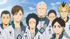 Manga Haikyuu, Haikyuu Karasuno, Watch Haikyuu, App Anime, Anime Manga, Anime Guys, Hinata, Anime Faces Expressions, Baby Crows