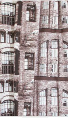 Vallila verho, panimo ♥️ Multi Story Building