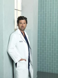 """Patrick Dempsey has had it since the very first time that I've seen him in the 1987 movie, """"Can't buy me love""""  Ever since then I always wanted to meet him & faithfully watch him every week on Grey's Anatomy!  He's an super talented and handsome man! ♥"""