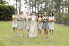 A very neutral color palette! Photo by Paige Winn Photography