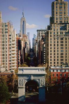 Washington Sq by new-york-obsession