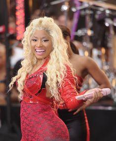 Scrumptious and Sexy Nicki Minaj