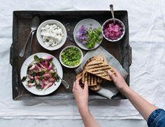 Anna Jones's perfect tartine recipe | The modern cook