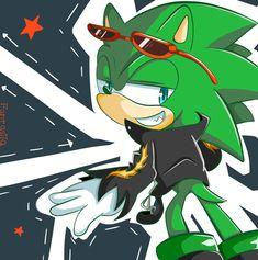 Metal Scourge the Hedgehog | Scourge TH - Scourge The Hedgehog Fan Art (31843833) - Fanpop fanclubs