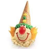 Always loved these from baskin robbins.  Could be great for a carnival party.