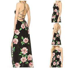 Strapped floral maxi dress  Available in Different Color and print  Dm or Viber us for inquiries and orders  #Fashion #Travel #Clothes #Beauty #black #white #dress #Casual #Party #office #blog #Printed #cute #love #JaDine #KathNiel #LizQuen #KimXi #DongYan #AlDub #DanRich #Korea #Japan #paris #london #Philippines #dresstokillbychezka