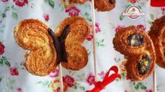 Hoy os explico el paso a paso para hacer unas deliciosas Mariposas de Hojaldre perfectas para una merienda #CocinarConHijos