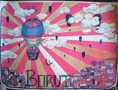 Beirut poster