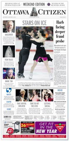 Ottawa Citizen. Saturday, Jan. 11, 2014