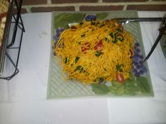 Pasta salad pasta