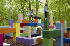 216playscapes: 'Primary Structure' by Jacob Dahlgren The...