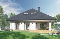 Projekt domu Bagatela IV S G2 121.20 m² - Domowe Klimaty 20 M2, Facade, Gazebo, Outdoor Structures, How To Plan, Outdoor Decor, Home Decor, Homemade Home Decor, Kiosk