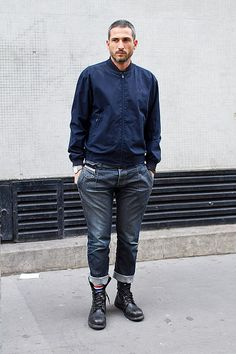 ::: Men's Street Style London