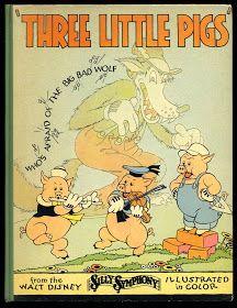 Comics Book Stories Little Pigs Comic Books Three Little Pigs
