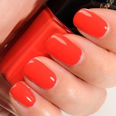having nice long nails and getting beautiful colour of manicure is one of the aspects of perfections!