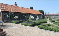 Court Barn Garden View