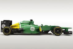 formula 1 cars | Caterham CT03 2013 Formula One race car