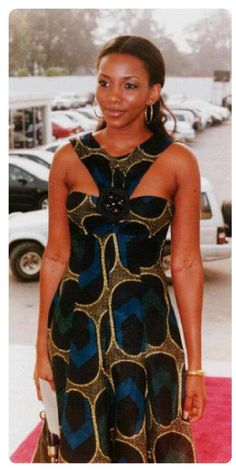 Here's Stylish traditional african fashion African Dresses For Women, African Print Dresses, African Attire, African Wear, African Women, African Prints, African Fashion Ankara, Ghanaian Fashion, African Inspired Fashion