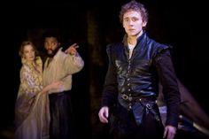 "Tom Hiddleston as Cassio in ""Othello"" (2008)"