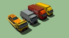 Ultimate Truck Pack Collection - 3D Warehouse
