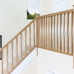 twisted oak stairs - Google Search