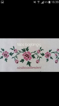 Decoupage, Embroidery, Wallpaper, Model, Cross Stitch Embroidery, Japanese Gardens, Hand Embroidery, Flowers, Crosses