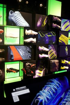 Try, buy and take home your favourite boots from the trending selection at Pro Direct Soccer, #Carnaby. #LDN19 #ProDirect