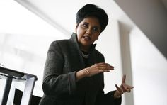 15: PepsiCo Chairman and Chief Executive Officer Indra Nooyi. REUTERS/Mike Segar