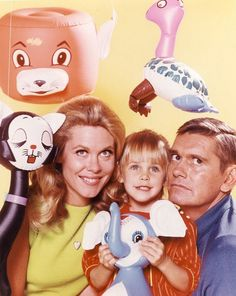 Bewitched (1964-1972) (all those inflatable animals!)