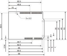 「arduino board size」の画像検索結果