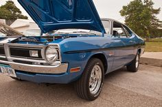 71 Dodge Demon 340 | Flickr - Photo Sharing!